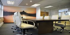 #office #interior #design #glass partitions service by GXI Group London.