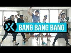 Bang Bang Bang by Big Bang || Zumba® || Axcess4Life - YouTube