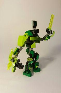 Lego Mixel Moc series 2 Rookie