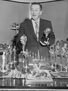Walt Disney picked up four