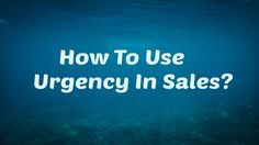 How to Use Urgency In Sales http://peterbeckenham.com/affiliate-club-solution/