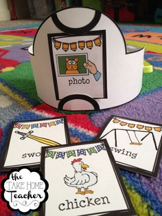 Sound Crowns - Consonant Blends/Digraphs/Trigraphs: Games & Practice Pages
