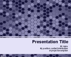 Violet Hexagons PowerPoint Template is a free PPT template with violet hexagon shapes in the slide design that you can download as a free abstract PowerPoint template for presentations