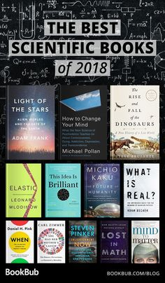 Looking for a compelling read that will also make you smarter? These great, scientific nonfiction books will open your mind to so many new subjects. Wissenschaft The Best Science Books of the Year Best Books To Read, I Love Books, Good Books, My Books, Teen Books, Best Sci Fi Books, Book Challenge, Reading Challenge, Book Club Books