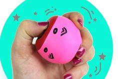 pinker Stressball aus Ballon selber machen Chronischer Stress, Gadgets, Photo And Video, Cool Stuff, Instagram, Reggio Emilia, Gabriel, Early Education, Crafts With Balloons