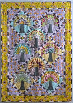 Sarah Fielke: Hand Made Quilts for Sale