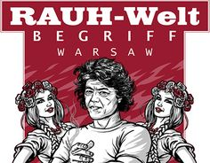 "Check out new work on my @Behance portfolio: ""RAUH-Welt Begriff Warsaw T-shirts"" http://be.net/gallery/38807361/RAUH-Welt-Begriff-Warsaw-T-shirts"