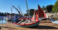 L'association Les Coques en bois organisait samedi et dimanche dernier, l'échouage de bateaux anciens sur la plage du château offrant ainsi aux yeux des visiteurs une magnifique palette de couleurs....
