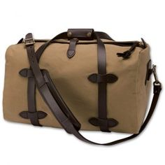 Filson Duffle Bag Small Tan 260€