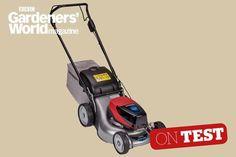 Honda Izy-on 416XB cordless mower review Gardeners World Magazine How To Propagate Lavender, Outdoor Power Equipment, Honda, Take That, Magazine, Magazines, Garden Tools, Warehouse