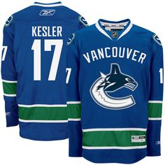Vancouver Canucks Jersey