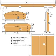 how to make a wooden wheelbarrow planter - Google Search