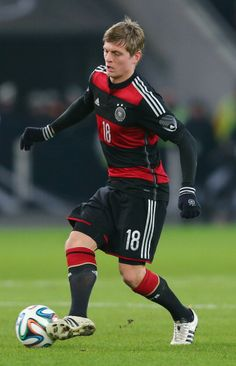 Toni Kroos on the Germany National Team