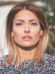 Caroline Receveur / 14 mars 2015Shooting
