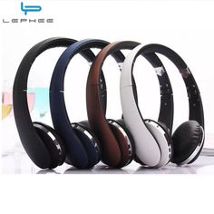 >> Click to Buy << LEPHEE Foldable Headphone For Mobile Phone Xiaomi BT-001 Wireless Bluetooth Headphones MP3 Headset With Microphone + 3.5mm Cable #Affiliate