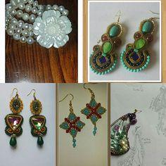 Lsbijoux.pa@gmail.com #swarovski #bracciali #handmade #palermo #italia #bijoux #fashion #woman #artigianato #jewels #fashionjewels #accessori #shopping # perle # collare # orecchini