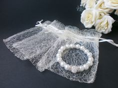 10 Ivory Organza Bags with Drawstrings Bridesmaid Gifts Bags Wedding Favor Bags Sachets Gift Bag Jewelry Bags by VesyArtstudio on Etsy Bridesmaid Gift Bags, Wedding Favor Bags, Sachets, Organza Bags, Crochet Earrings, Wedding Decorations, Delicate, Ivory, Trending Outfits