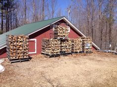 firewood cage - Google Search