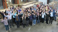 Purity Life staff in our warehouse
