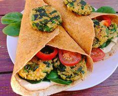Szafi Free vegán proteines lencsefasírt, spenótos quinoa fasírt és sütőtökös-vöröslencsés fasírt vöröslencse krémmel (gluténmentes, tejmentes, tojásmentes, szójamentes) – Éhezésmentes karcsúság Szafival Quinoa, Tacos, Mexican, Free, Ethnic Recipes, Mexicans