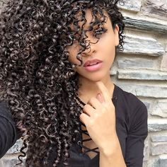When ya hair just takes over ya selfie... Happy hump day by sayriaa