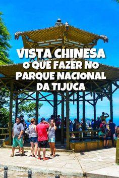 Vista Chinesa: confira esse mirante e outras atrações para se fazer no Parque Nacional da Tijuca