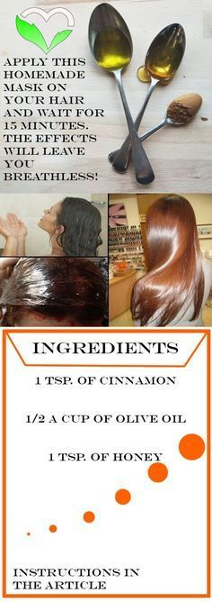 homemade musk for your hair