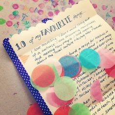 paperedthoughts: Lovely Letters Project #2