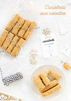Alter Gusto | Canistrelli aux noisettes & citron - Biscotti, Beignets, Cookies Et Biscuits, A Food, The Cure, Kitchenaid, Cookies, Recipes, Sweet Cookies