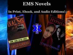 Chelle Cordero's EMS Novels, Final Sin and Hyphema