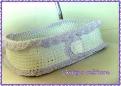 Crochet Handmade Basket by LindagurumiStore , Home Decor #basket #crochetgift #lindagurumistore