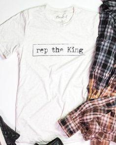 Rep the King - Tee