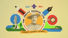 The Pretty Random Life of Robert Baden-Powell by Young