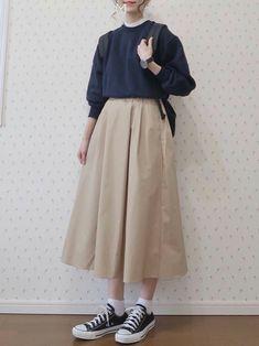 Korean Street Fashion, Asian Street Style, Korean Girl Fashion, Muslim Fashion, Asian Fashion, Modest Fashion, Look Fashion, Farm Fashion, Street Hijab Fashion