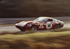 Ferrari 365 GTB4 at 24 Hours of Le Mans 1974