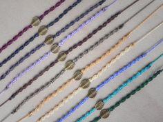 macrame braccialetto, Bracciale amicizia, bohemien gioielli, gioielli tribali, hippie, boho chic, festival gioielli, stile gypsy, boho Bracciale