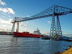 Transporter Bridge, Middlesbrough.