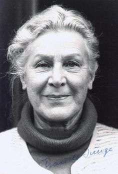 Traudl Junge ( Adolf Hitler's last private secretary from December 1942 to April 1945)