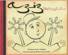A Crafty Arab: 99 Arab Children Books - Aziz the Storyteller by Viv Hughes