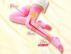 overnight socks - Slimwalk overnight socks are a popular footwear accessory in Japan. While the vibrant socks are seen as stylish, these socks also act as a bizarre . Running Socks, Shape Of You, Beautiful Legs, Toys For Girls, Stockings, How To Wear, Stuff To Buy, Shopping, Design