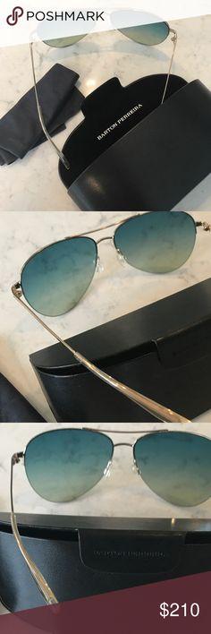 e177db522f6e New Barton Perreira Aviator sunglasses Brand New