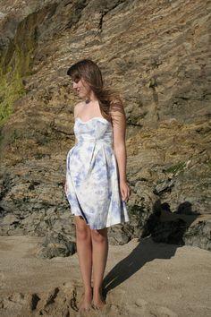 Nattys Kat Colorblock Dress