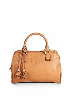 Tory Burch - Thea Leather Top-Handle Bag