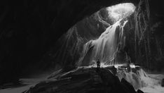 Cave Closeup