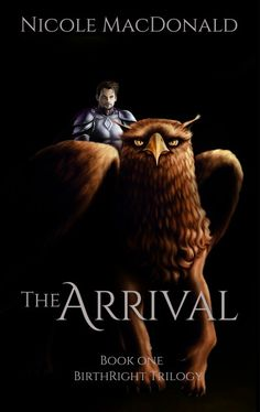 Claim a free copy of The Arrival, Book One of the BirthRight Trilogy  #fantasy #instaFreebie