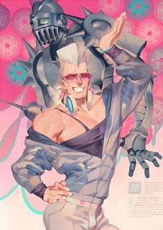 All I can think of is 'disco jojo' - Tags: Jean Pierre Polnareff - Gud Art - JJBA - Favorite Characters