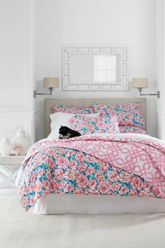 Lilly Pulitzer Home Collection for Garnet Hill- New Items for Spring