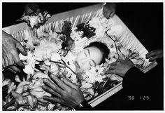 Nobuyoshi Araki 2014, Ojo Shashu, 荒木経惟 往生写集 顔・空景・道 | 豊田市美術館