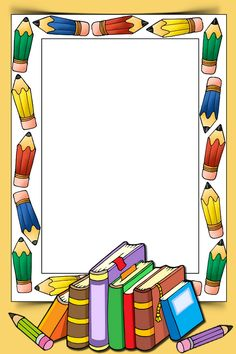 Frame Border Design, Boarder Designs, Page Borders Design, School Board Decoration, School Decorations, School Border, Disney Frames, Boarders And Frames, School Frame
