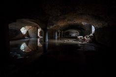 Mesen Lede, an abandoned chateau basement by Le Luxographe